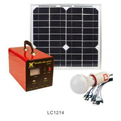 Portable solar power system - ZheJiang LongChi Technology